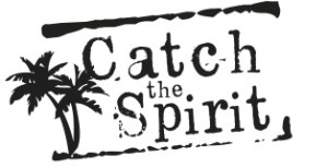 Catch the Spirit Stamp