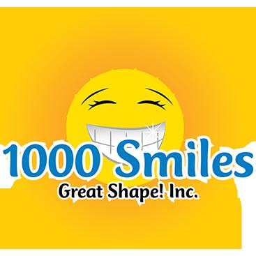 1000 Smiles logo